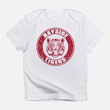 Bayside Tigers Retro Circle (Light) Infant T-Shirt