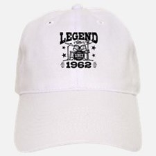 Legend Since 1962 Baseball Baseball Cap