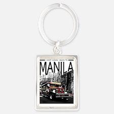 Funny Pinoy Portrait Keychain