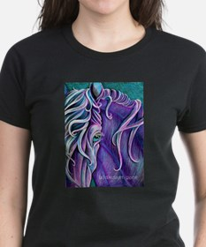 Unique Purple unicorn Tee