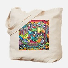 Cool Mural Tote Bag