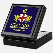 Coal Hill Secondary School Keepsake Box