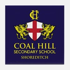 Coal Hill Secondary School Tile Coaster