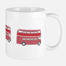 Anglophile Vintage Bus Ceramic Coffee Mug