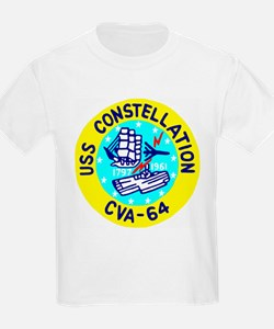 USS Constellation (CVA 64) T-Shirt