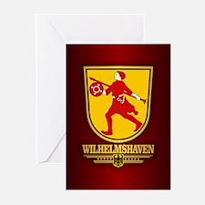 Wilhelmshaven Greeting Cards