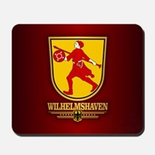 Wilhelmshaven Mousepad