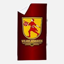Wilhelmshaven Beach Towel