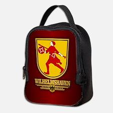 Wilhelmshaven Neoprene Lunch Bag