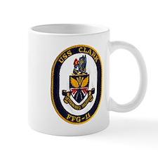 USS CLARK Mug