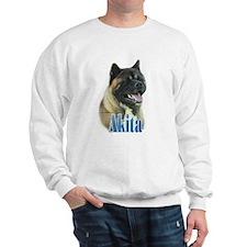 Akita Name Sweatshirt