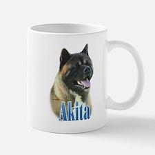 Akita Name Mug