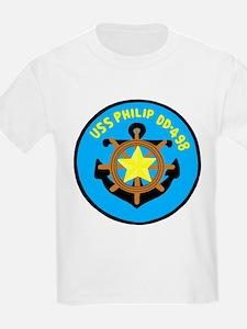 USS Philip (DD 498) T-Shirt