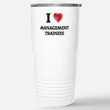I love Management Train Travel Mug