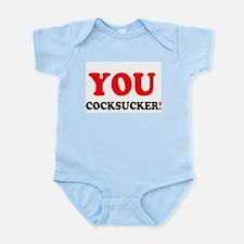YOU COCKSUCKER! - Body Suit