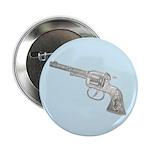 """Toy Gun Vintage Print 2.25"""" Button (10 pack)"""