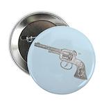 """Toy Gun Vintage Print 2.25"""" Button (100 pack)"""