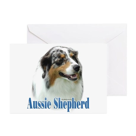 AussieName Greeting Cards (Pk of 10)