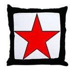 Soviet - Era Russian Throw Pillow