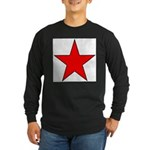Soviet - Era Russian Long Sleeve Dark T-Shirt
