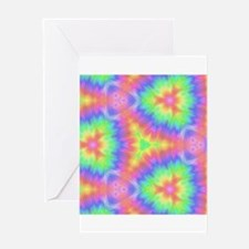Colorful Seemless Pattern Greeting Cards