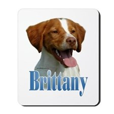 BrittanyName Mousepad