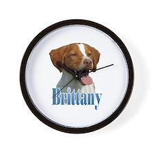 BrittanyName Wall Clock