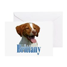 BrittanyName Greeting Card