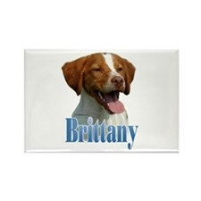 BrittanyName Rectangle Magnet