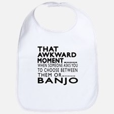 Banjo Awkward Moment Designs Bib
