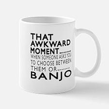 Banjo Awkward Moment Designs Mug