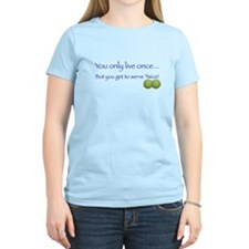 Serve Twice T-Shirt