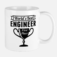 World's Best Engineer Mugs