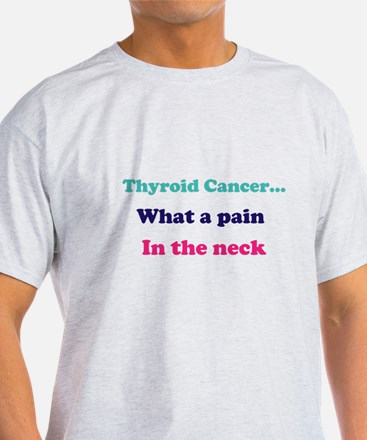 Unique Thyroid cancer awareness T-Shirt