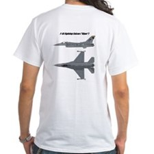 F-16 Viper T-Shirt (2-sided)