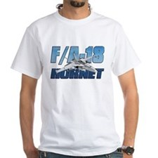 F/A-18 Hornet T-Shirt (2-sided)