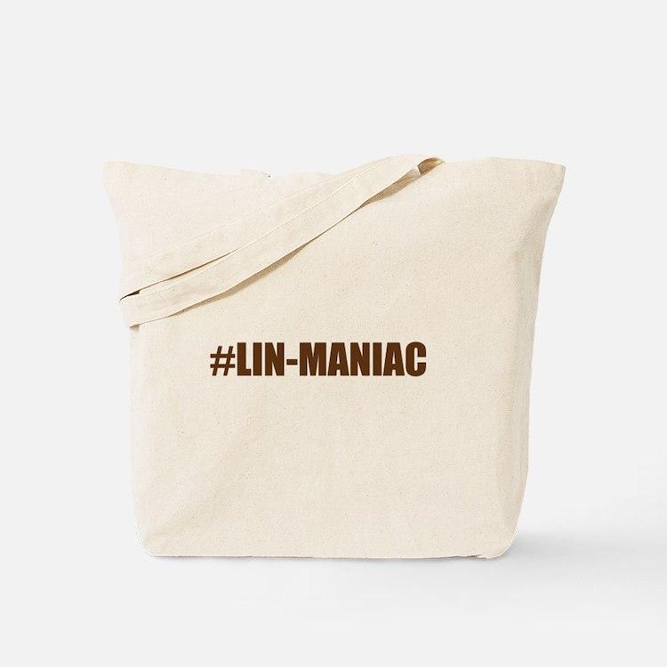 Lin-Maniac Tote Bag
