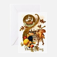 Autumn Harvest Greeting Cards (Pk of 20)