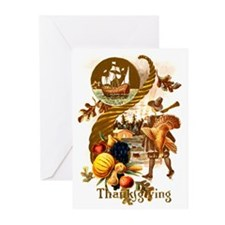 Autumn Harvest Greeting Cards (Pk of 10)