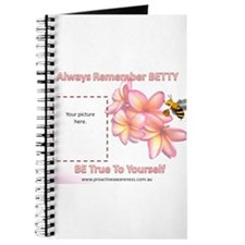 Always Remember BETTY 2 Journal