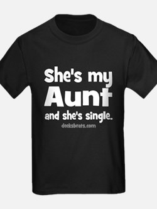Aunt is single T