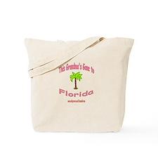 GRANDMA OFF TO FLORIDA Tote Bag