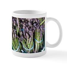 Dancing Asparagus Mug