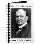 A. T. Robertson Is My Homeboy Journal