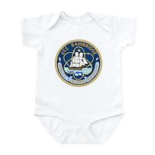 USS Bainbridge (DLGN 25) Infant Bodysuit