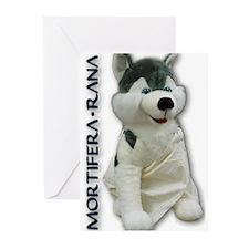 Mortifera Rana Greeting Cards (Pk of 10)