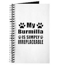 My Burmilla cat is simply irreplaceable Journal