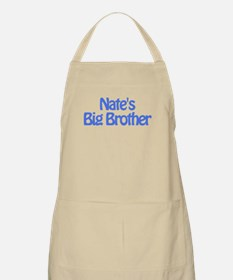 Nate's Big Brother BBQ Apron