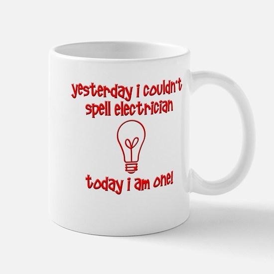 Funny Electrician Mugs