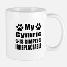 My Cymric cat is simply irreplaceable Mug